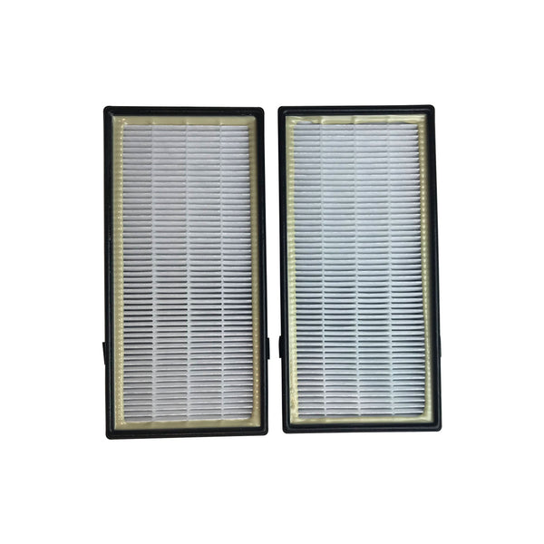 2pc Replacement HEPA Style C Pet Air Purifier Filter, Fits GermGuardian, Compatible with Part FLT5250PT