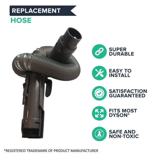 Replacement Hose, Fits Dyson DC33, Compatible with Part 920232-02