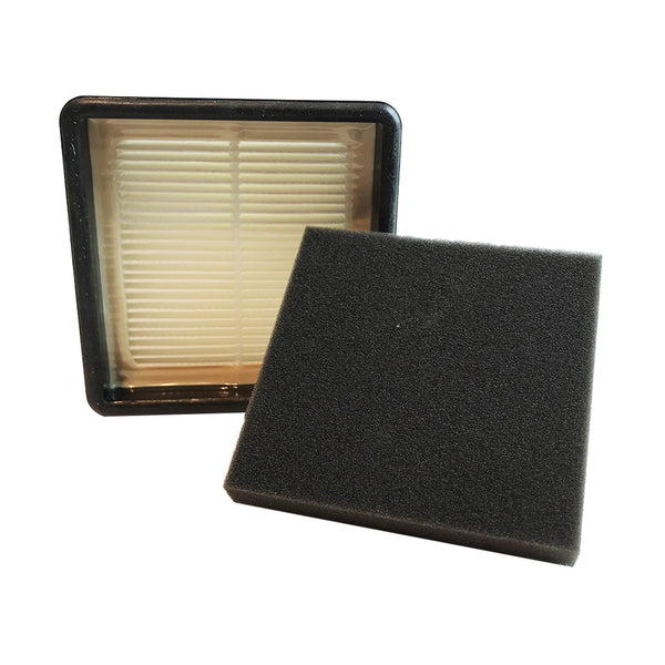 Replacement F51 HEPA Style Filter, Fits Dirt Devil, Compatible with Part 304008001 & 304008002