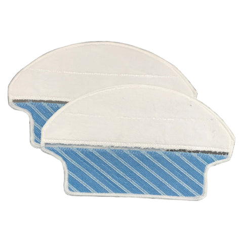Replacement Ecovacs Deebot Wet & Dry Microfiber Mopping Pads Fits DT85, DT83 & eDM81
