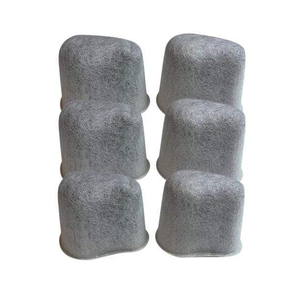 Replacement Charcoal Water Filters, Fits Krups F472 FMF & FME Coffee Makers
