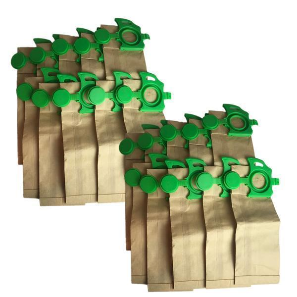 Replacement Paper Bags, Fits Sebo Felix, Compatible with Part 7029ER