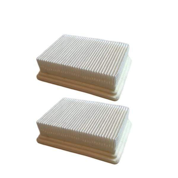 Crucial Vacuum Filter Replacement Parts # 40112050, 59177051 - Compatible With Hoover Filters - Fits Hoover Floormate Filter HEPA-Style For Home, Office Use - Measures 4.4'' X 3.6'' X 1.1''