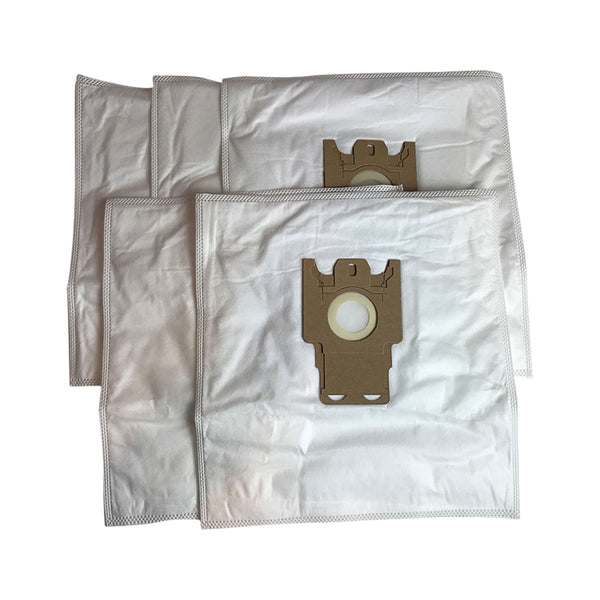 Replacement Cloth Vacuum Bags & 2 Filters, Fits Miele GN, Compatible with Part 7189520