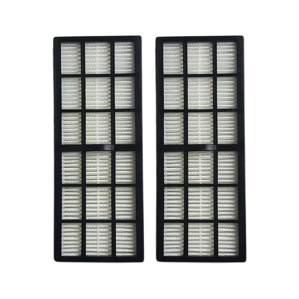 Replacement HEPA Style Filter, Fits Eureka HF7, Compatible with Part 61850, 61850A, 61850B & 61850C