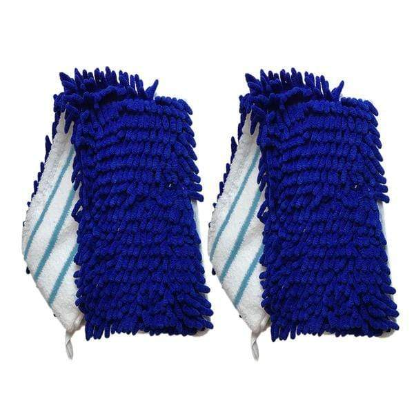 Replacement Microfiber Mop Pad, Fits O-Cedar Dual Action Flip Mops, Washable & Reusable