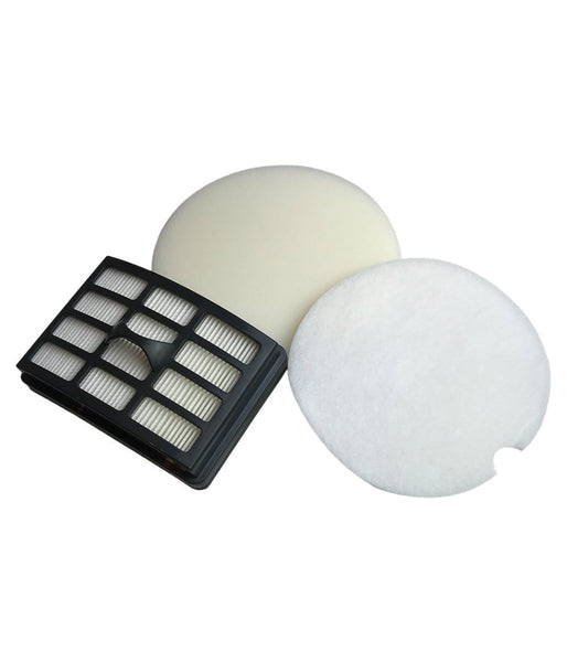 Replacement HEPA Style Filter, Foam & Felt Filter Kit, Fits Shark NP318, NP319 & NP320 Lift-Around Series, Compatible with Part XHF319 & XFF318