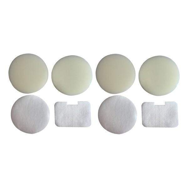 Crucial Vacuum Foam Filter Replacement -Compatible with Shark Foam and Felt Filters - Part # XF22 - Models NV22, NV22C, NV22L, NV22LWM, NV22P, NV22Q, NV22S, NV22T, NV22W, NV26, NV26_26