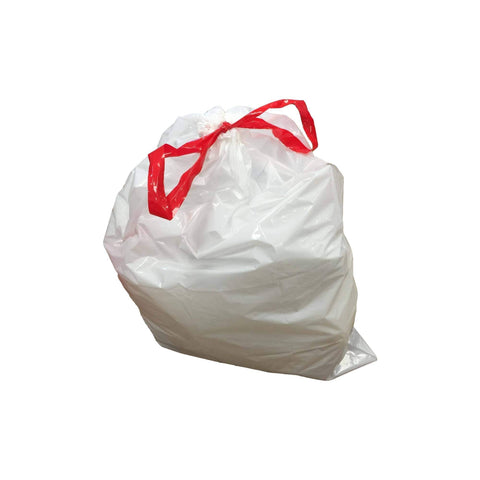 Replacement Garbage Bags, Fits Simplehuman Trash Bins, 50-65L / 13-17 Gallon, Style-Q