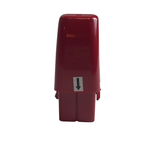 Replacement Red Battery, Fits Ontel Swivel Sweepers, Compatible with Part RU-RBG