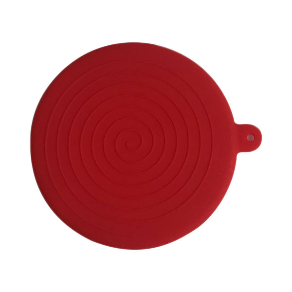 Replacement Red Silicone Travel Cap, Fits Aerobie Aeropress
