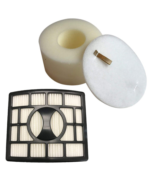 Replacement for Shark Rotator Powered Lift-Away HEPA Style Filter, Foam & Felt Filters, Compatible With NV680 Part # XFF680 & XHF680