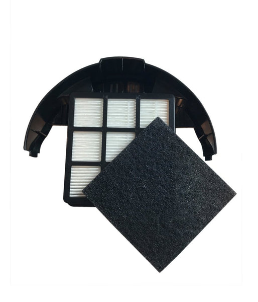 Replacement HEPA Style Filter & Carbon Filter, Fits Hoover Windtunnel T-Series, Compatible with Part 303172001, 303172002 & 902404001