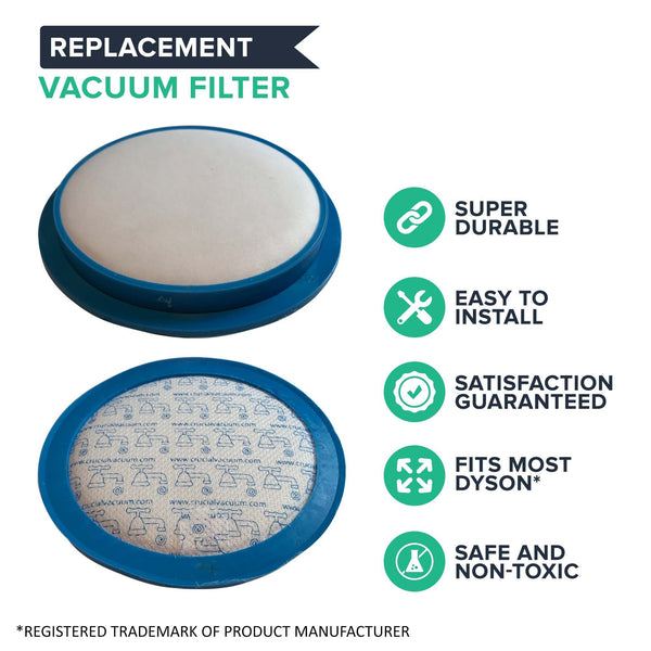 Replacement Pre Filter, Fits Dyson DC23, Compatible with Part 913394-01