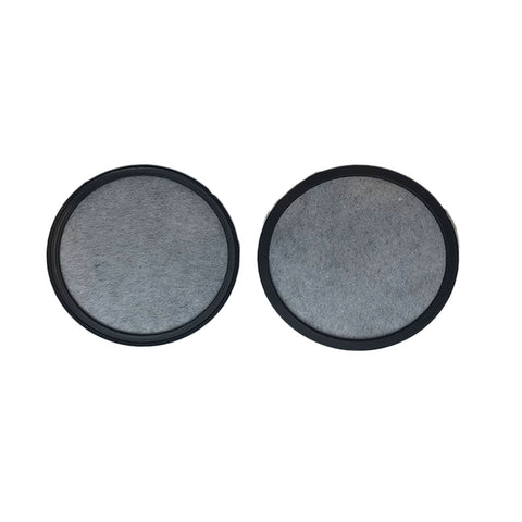 Replacement Charcoal Water Filters, Fits Mr. Coffee WFF-3 Machines, Compatible with Part 113035-001-000