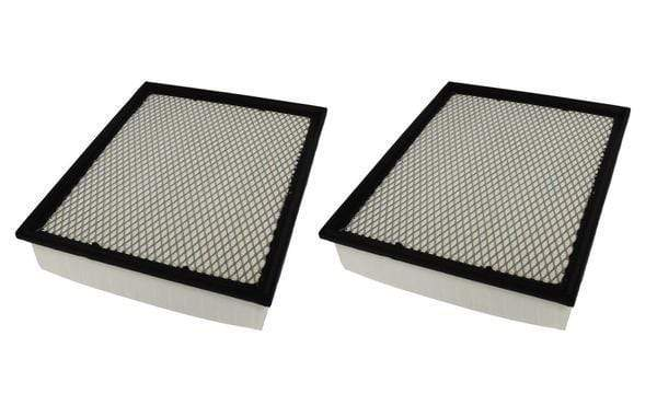 Replacement Flexible Panel Air Filter, Fits Select GM Motors, Compatible with Part A45315 & # CA8755A