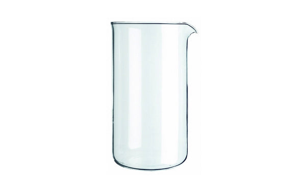 8 Cup / 34OZ Universal French Press Glass Beaker Fits Bodum & More | Kitchen & Dining | Think Crucial | Durable