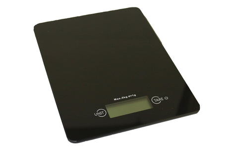 Accurate Slimline Digital Kitchen Scale | G KG OZ LB