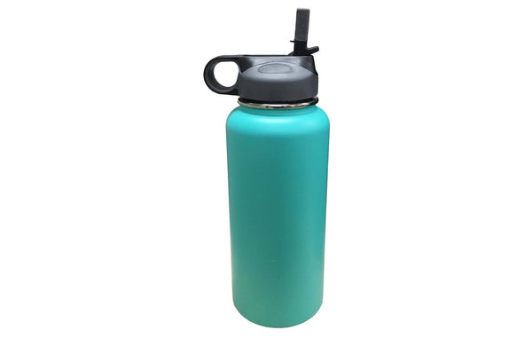 Perfect Kit For Your Hydro Flask: Flip Lid, Lid & Straws, Paracord Handle, Ring & Carabiner | Kitchen & Dining | Hydro Flask | Economical