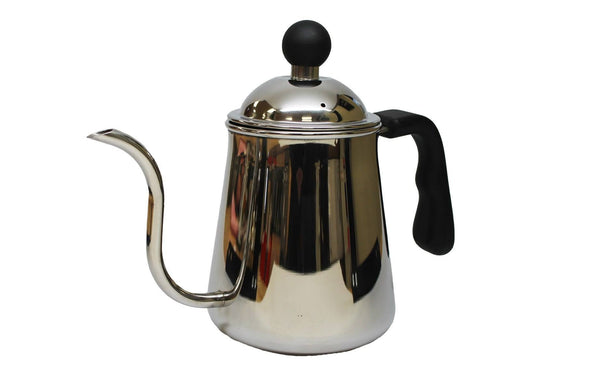Stainless Steel Gooseneck Kettle & Gold Tone Filter Kit For Clever Coffee Drippers | Kitchen & Dining | Clever | Long Lasting