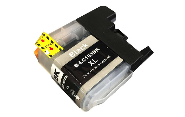 Brother Black Toner Ink Cartridge | Part # LC-103XL | Office | brother | Efficient