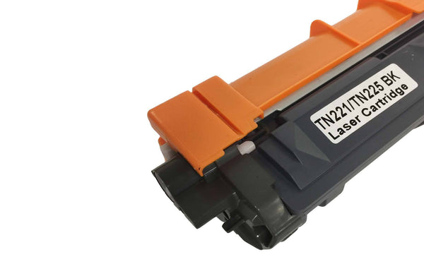 Brother Black Toner Ink Cartridge | Part # TN221 & TN225 | Office | brother | Long Lasting