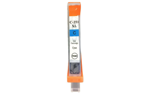 Canon Cyan Toner Ink Cartridge | Part # CLI-251XL | Office | canon | Affordable