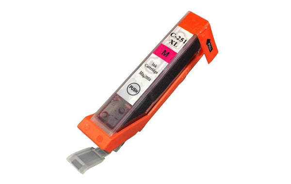 Canon Magenta Toner Ink Cartridge | Part # CLI-251XL | Office | canon | Efficient