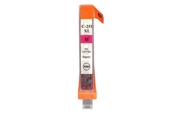 Canon Magenta Toner Ink Cartridge | Part # CLI-251XL | Office | canon | Long Lasting