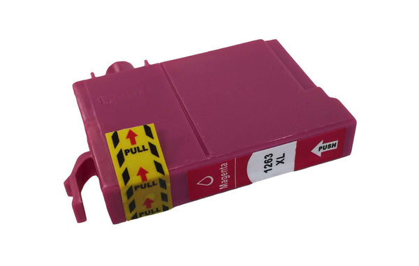Epson 126 Magenta Ink Cartridge | Part # T126120  | Office | Epson | Replaceable