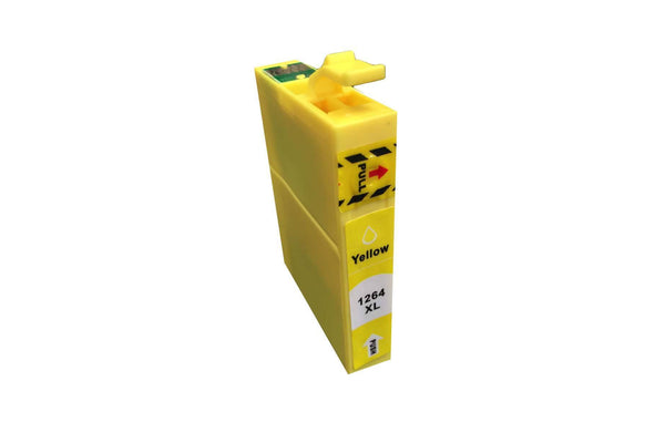 Epson 126 Yellow Ink Cartridge | Part # T126120  | Office | Epson | Efficient