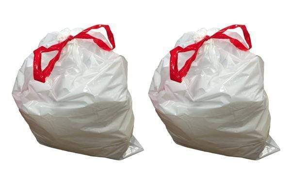 Replacement Durable Garbage Bags, Fits Simplehuman® 'size ''R''', 10L / 2.6 Gallon