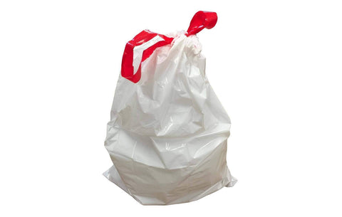 Replacement Durable Garbage Bags, Fits Simplehuman® 'size ''C''', 10-12L / 2.6-3.2 Gallon