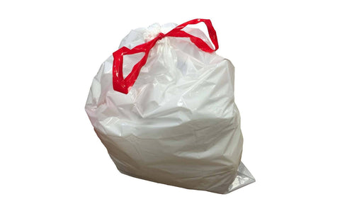 Replacement Durable Garbage Bags, Fits Simplehuman® 'size ''P''', 60L / 13-16 Gallon