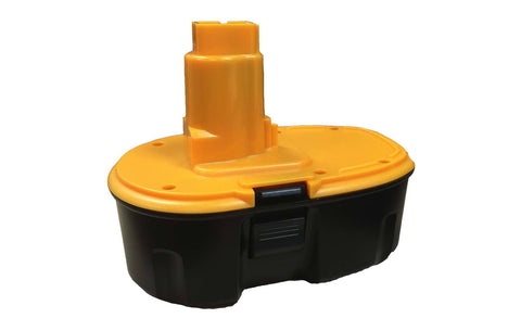 Replacement 18-Volt 2.4 Amp Hour NiCd 2000mAh Pod Style, Fits Dewalt Battery DC9096 XRP