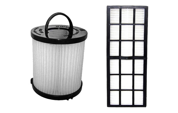 1 Filter Kit, Eureka Size DCF21 & HF7, Part Nos. 67821, 68931, 61850, EF91 - Think Crucial - 1