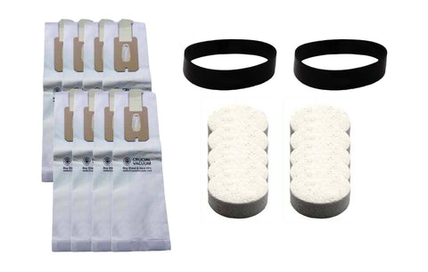 Replacement 1 Year Supply Kit, Fits Oreck XL, Compatible with Part CCPK8 & 030-0604
