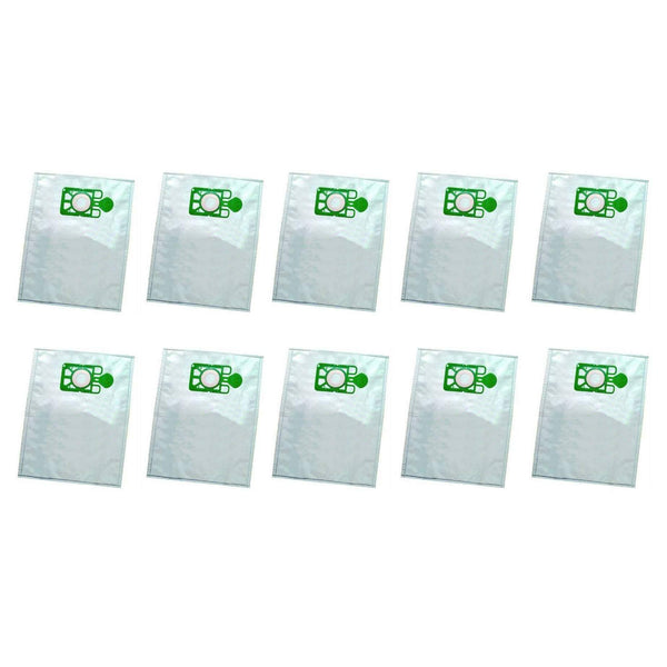 10 Numatic NVM-1CH Bags Fit Henry & Hetty | Vacuum & Floor Care | Numatic | Durable