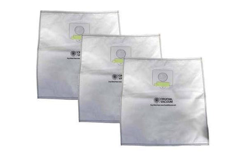 Crucial Vacuum Allergen Filtration Cleaner Bags Replacement Parts Compatible With Kenmore Parts # 433934 20-5055 20-50557 02050557000 20-50558 609307 and Model 5055 50557 50558-Ideal For Home