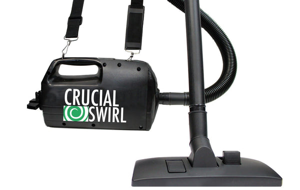 Crucial Swirl Portable Vacuum & Blower - Think Crucial - 1