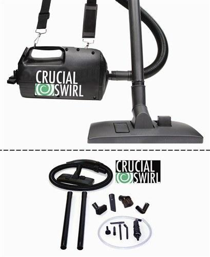 Crucial Swirl Portable Vacuum & Blower - Think Crucial - 2