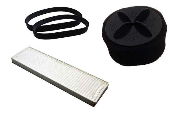 Filter and Belt Kit for Bissell Vacuums, Part Nos. 203-1183, 32076, 32074 - Think Crucial - 1