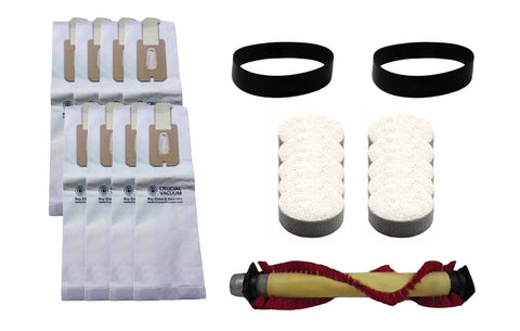 Replacement 1 Year Service Kit, Fits Oreck XL, Compatible with Part CCPK8, 030-0604 & XL010-0604