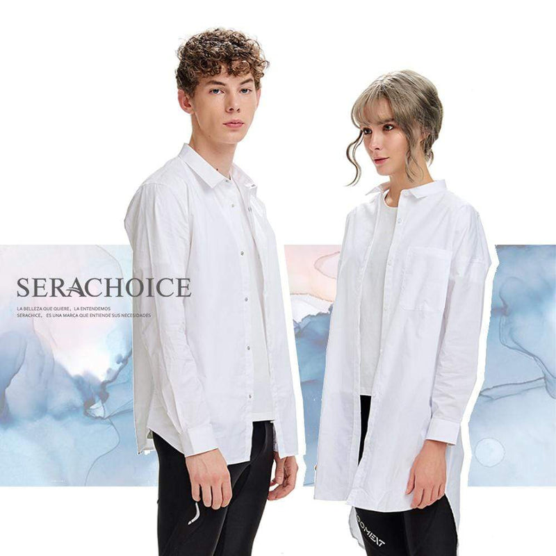 SeraChoice Camiseta impermeable antimanchas y transpirable