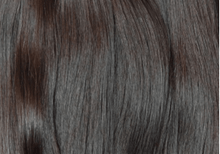 Load image into Gallery viewer, Brown weft Russian hair extensions Australia