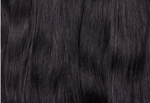 Dark brown weft Russian hair extensions Australia