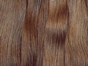 Light brown hair invisible tape Russian hair extensions Australia