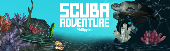 Dive In, Explore, Learn! VR experience Scuba Adventure: Philippines Launched