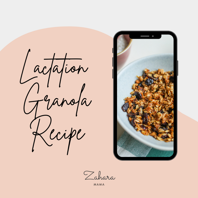 Lactation Granola Recipe