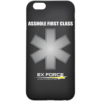 Asshole First Class - Smartphone Case - Choose Your Phone